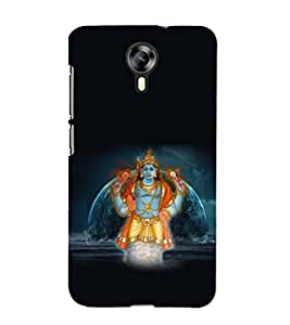 EPICCASE Matcham Avatar Mobile Back Case Cover For Micromax Canvas Express-2 (Designer Case)