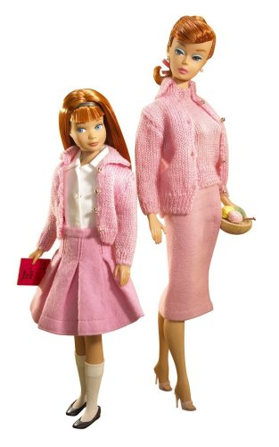 Review for Collector Barbie Barbie/Skipper Vintage #2 Set