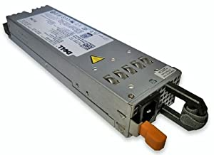 Dell 717-Watt Redundant Power Supply for PowerEdge R610 Servers, PowerVault NX3600 / NX3610 Storage Systems. Mfr P/N: RN442