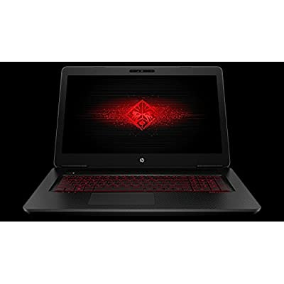 Omen by HP AX249TX 15.6-Inch Laptop (7th Gen Core i5-7300/16GB/1TB + 128 GB SSD /Nvidia GeForce 1050 Ti GTX 4GB Graphics/ Windows 10 Home), Black With  MS Office 2016 H & S edition