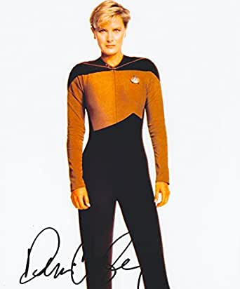 Denise Crosby Autographed Signed 8x10 Photo COA 'Star Trek