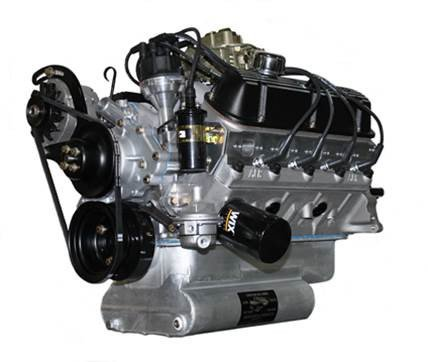 Carroll Shelby Engine Company 289 Engine, 347CI(475HP)
