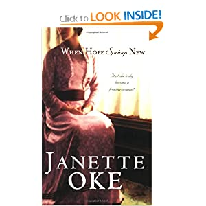 """When Hope Springs New"" by Janette Oke :Book Review"