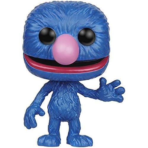 [FUNKO(팬 고 )피규어] Funko Pop! Television: Sesame Street - Grover<세서미 스트리트>-FUN4914