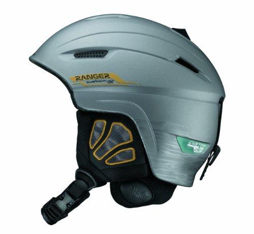 Salomon Ranger Custom Air Ski Helmets (Grey Matt, Small) (Salomon Ranger Custom Air compare prices)