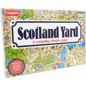 Funskool Scotland Yard - A Compelling Detective Game