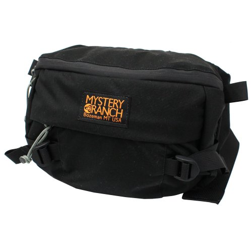 (ミステリーランチ) MYSTERY RANCH『HIP MONKEY』(Black) (ONE SIZE, Black)