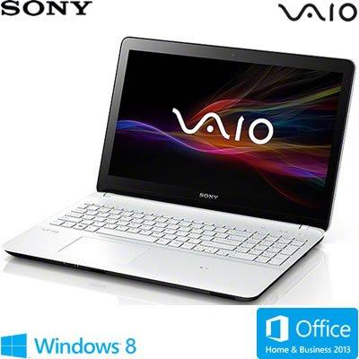 ソニー(VAIO) VAIO Fit 15E (15.5型/Win8.1_64/Pentium/4G/1T/DVD/Office) ホワイト SVF15327EJW
