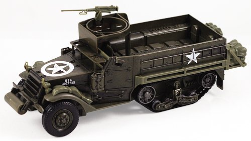 InAir Classic Armour E-Z Build M3A1 Half Track Model Kit (Ez Build compare prices)