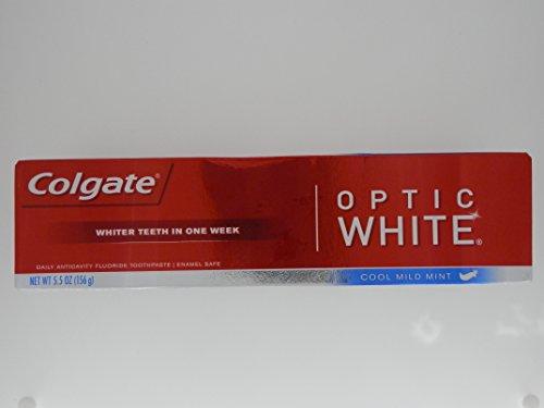 Colgate コルゲート オプティックホワイト COOL MILD MINT 5.5oz