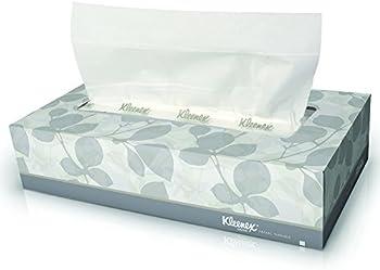 Kleenex 48 Boxes Facial Flat Tissue