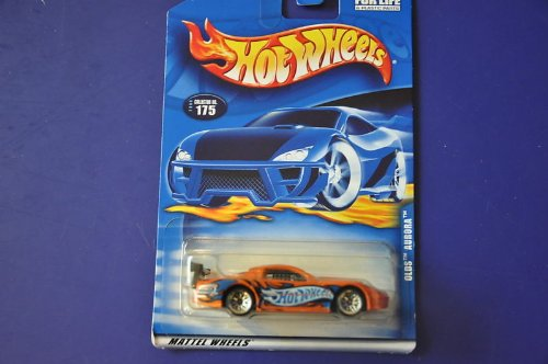 #2000-175 Olds Aurora Collectible Collector Car Mattel Hot Wheels - 1