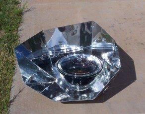 Amazon.com : Hot Pot Solar Panel Cooker : Solar Oven : Patio, Lawn