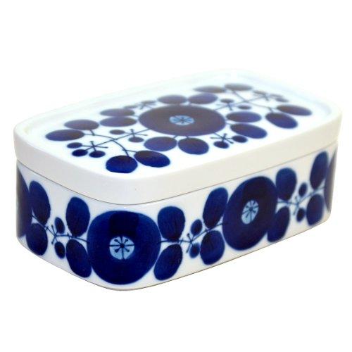 白山陶器 ブルーム/Bloom バターケース