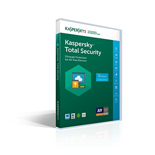 Kaspersky Lab Total Security 2017 | 3 Device/1 Year (Key Card) (Kaspersky Internet Protection compare prices)
