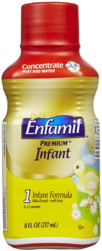 Enfamil Infant Baby Formula - Concentrate - 8 oz - 6 pk - 1