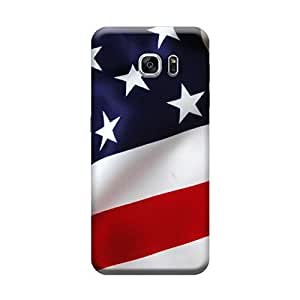 Digi Fashion Designer Back Cover with direct 3D sublimation printing for Samsung Galaxy S7 Edge