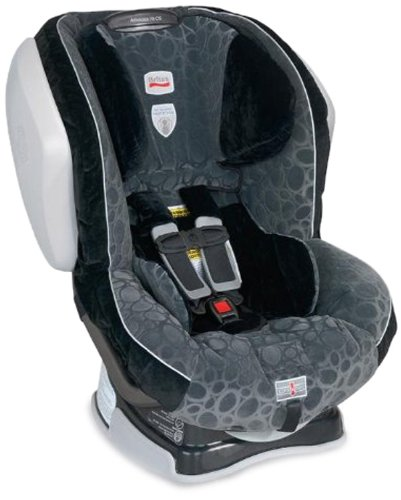 Britax Advocate 70 CS Click & Safe Convertible Car Seat (Previous Version), Opus Gray