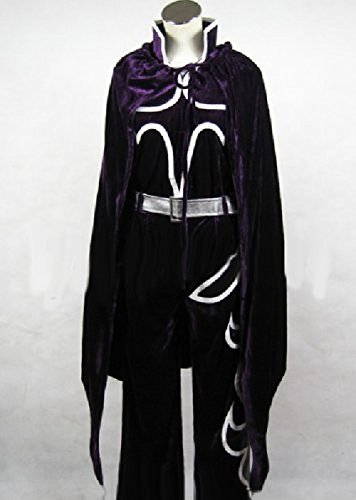 High quality Cosplay Costume Tales of Destiny 2 wind Judas Costume cosplay