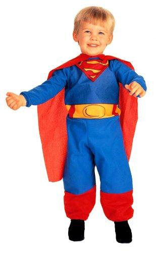 Toddler Superman Costume - Infant front-512729