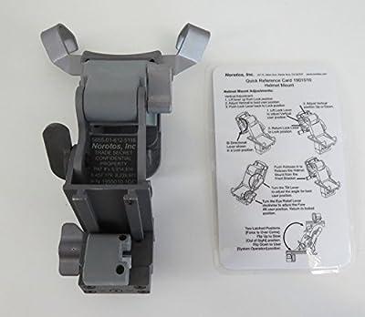 Norotos Titanium USGI NVG Helmet Mount ACH PASGT MICH 1955010-2GC