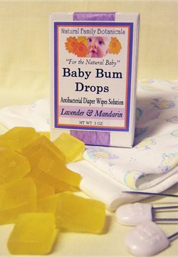 Knickernappies Baby Bum Drops - Wipe Solution