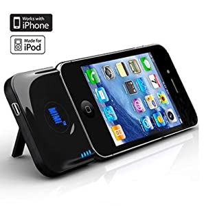 Lutall Portable Battery 2 In 1 Lutall Power Battery + Stand Travel Charger Charging Pack Unit For Apple Iphone 3 3g 3gs Iphone 4 4g Wifi 16 Gb 32 Gb A