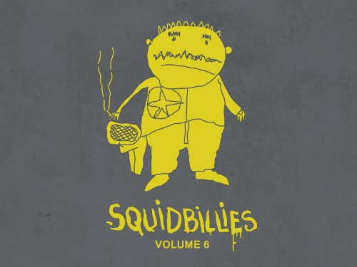 Squidbillies Season 6