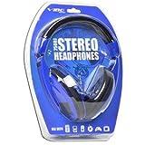 VIBE Sound VS-750-DJ Noise Reduction Stereo Headphones (Blue)