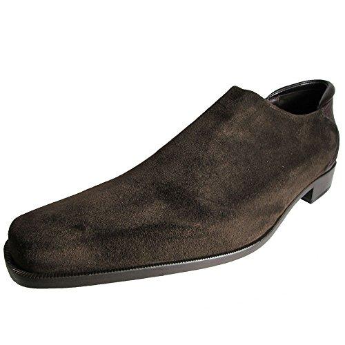 Details about Geox Men's Winter Monet 17 Black Leather Slip On Loafer