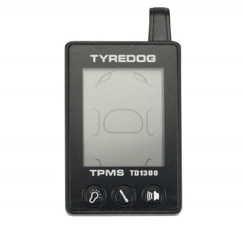 *New* Tyredog TD-1300-A-X-04 Tyre Pressure Monitoring Moitor System (TPMS)