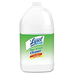 Professional LYSOL Brand Disinfectant Pine Action Cleaner