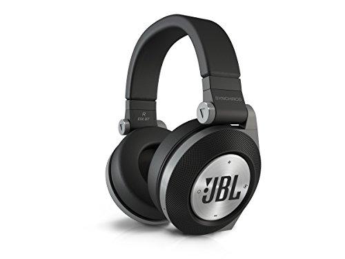 【国内正規品】JBL Synchros E50BT 密閉型ワイヤレスヘッドホン Bluetooth対応 ブラック  E50BTBLK