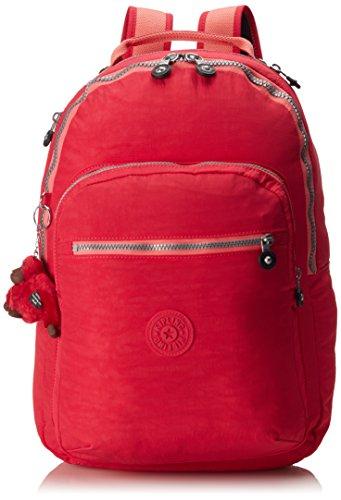 Kipling - Zaino grande  - CLAS SEOUL QU - Flamb Shell C (Flashy Rosa)