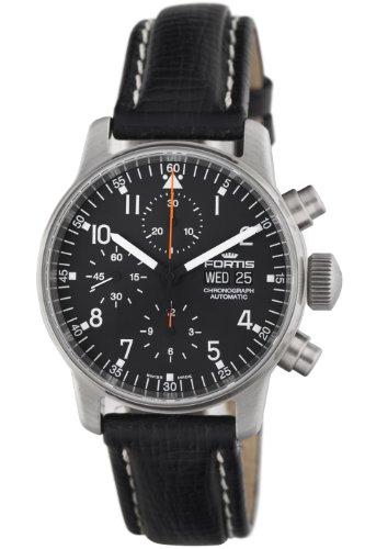 Fortis Men's 597.22.11 L Pilot Professional Chronograph Watch