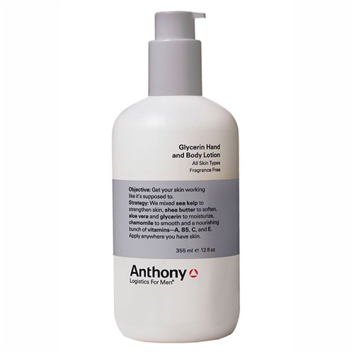 Anthony Logistics Glycerin Hand & Body Lotion - 12 fl.oz.