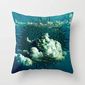 Inexpensive Throw Pillow Inserts : Amazon.com - Simple Design Cheap Pillowcase The Cloudcatcher Throw Pillow