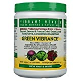 Vibrant Health Green Vibrance Family Size Power - 60 Day Supply, 25.4-Ounce