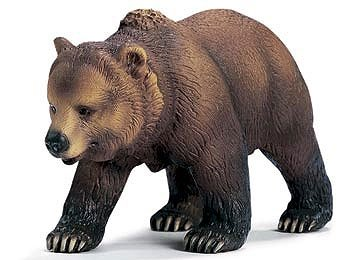 GRIZZLY BEAR FEMALE by Schleich - Buy GRIZZLY BEAR FEMALE by Schleich - Purchase GRIZZLY BEAR FEMALE by Schleich (Schleich, Toys & Games,Categories,Preschool,Pre-Kindergarten Toys)