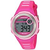 Armitron Sport Women's Quartz Resin Fitness Watch, Color:Pink (Model: 45/7069MAG)