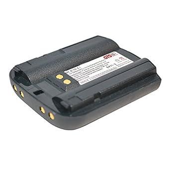 Amazon.com: GTS HCK30-LI Replacement Battery for Intermec CK30/CK31