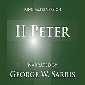 The Holy Bible - KJV: 2 Peter Audiobook