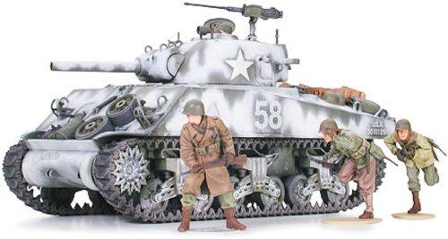 Tamiya Models M4A3 Sherman 105Mm Howitzer Model Kit front-997583