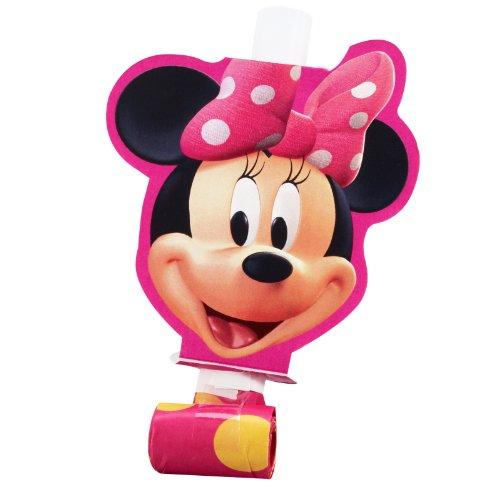 Minnie Mouse Blowout Party Favors (8 ct) - 1