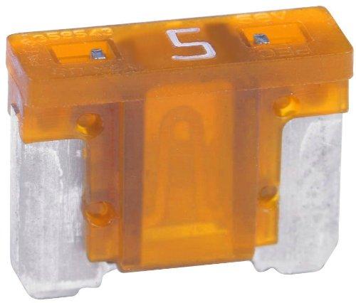 Automotive Fuse Box Generates 20 Amps : Bussmann amp mini blade fuse atm fast acting
