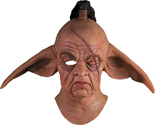 Star Wars Even Piell Villain Deluxe Latex Adult Halloween Costume Mask