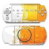 PSP3000用スキンシール【Orange Crush】