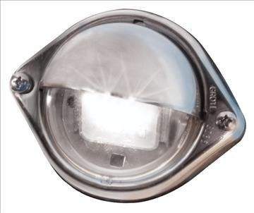 Grote 60571 Led Courtesy Stepwell Lamp