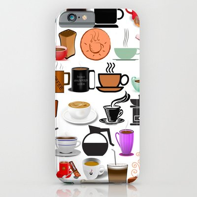 Society6 - Coffee Mugs, Cups And Makers Iphone 6 Case By Gravityx9