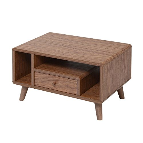 【1月下旬入荷予定】ピコシリーズ テーブル「Pico series Table(FAP-0013)」【JKP】ブラウン(#9899744)サイズ:幅60×奥行42.5×高さ35cm